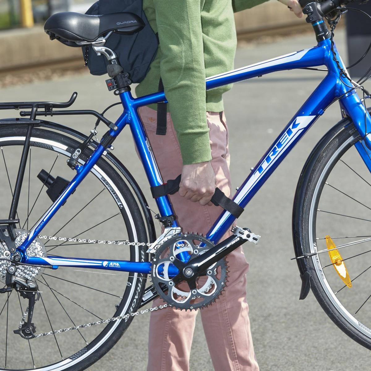 Poignée de transport vélo