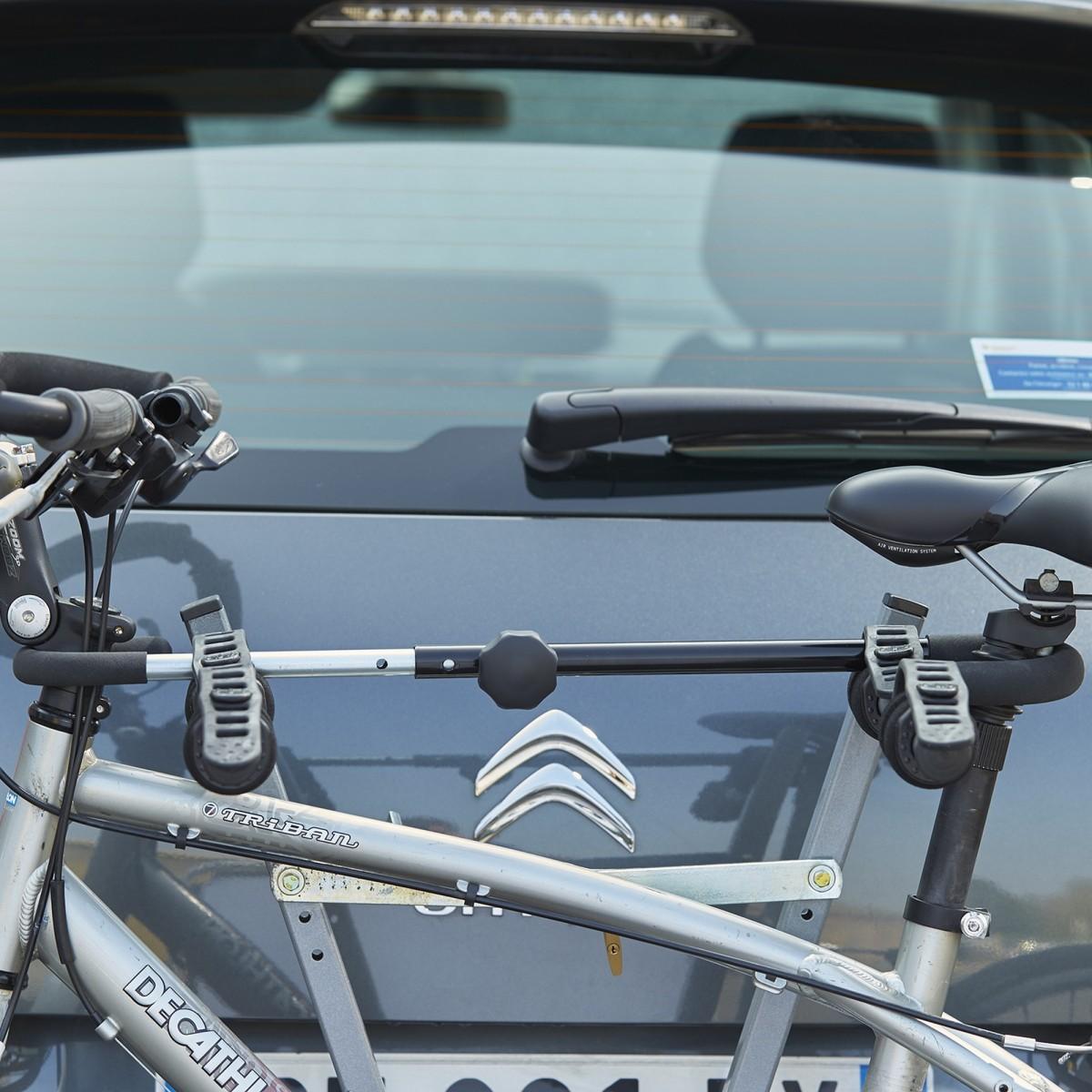 Adaptateur pour vélo sans barre transversale