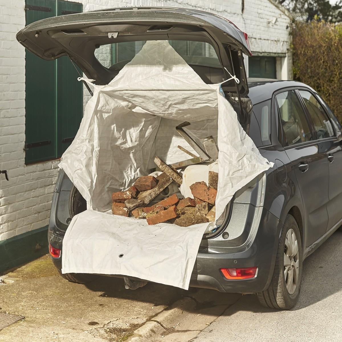 Big Bag de voiture