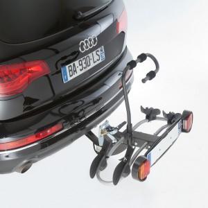 Porte-vélo premium 2 vélos
